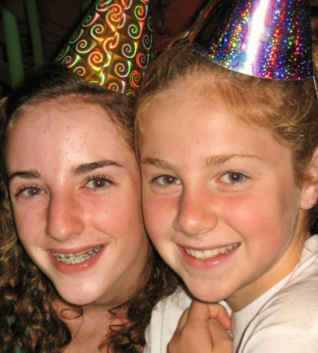 holiday camp girls