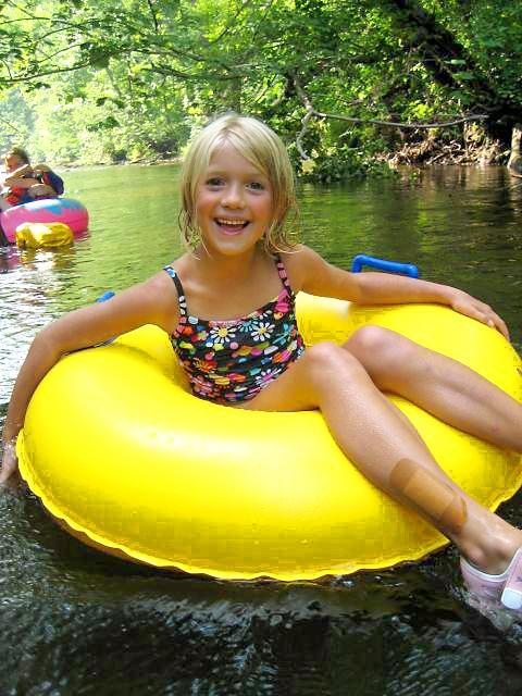 junior girl summer camp