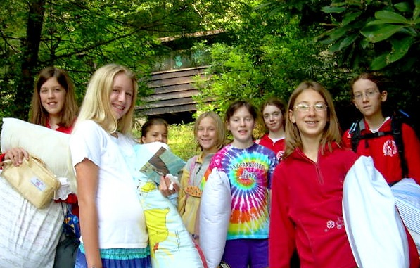 Camps for Girls Only