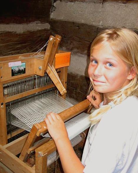 Craft Weaving Summer Camp