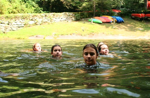 Childrens Outdoor Camp and Games