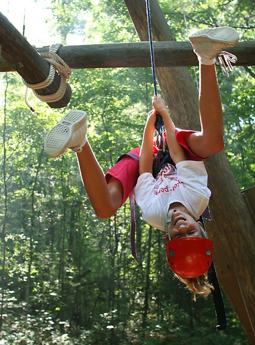 Girl Teen Outdoor Program