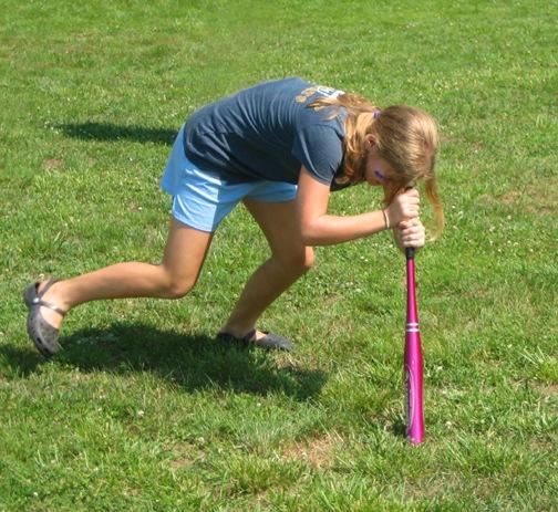 Outdoor Kids Game Dizzy Lizzy
