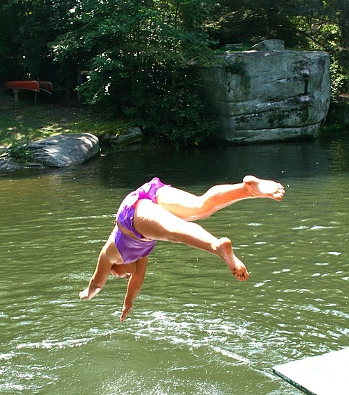 Swim Summer Camp for Kids