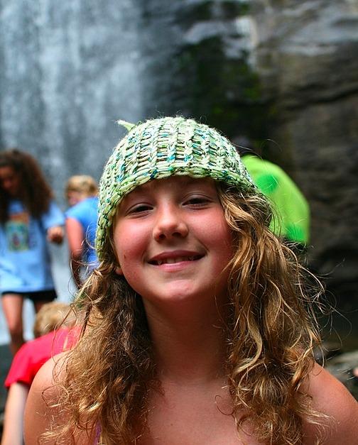 Camp Girl Maddie