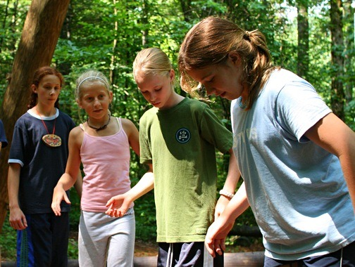 Adventure Summer Camps Challenge Course