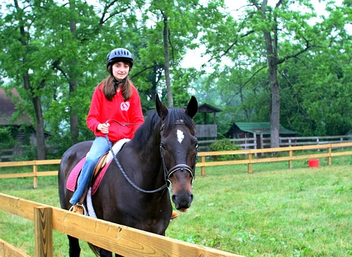 Horse Camps Girls Rider