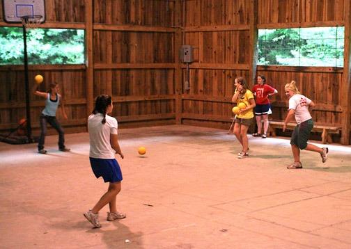 Sport Camp Games