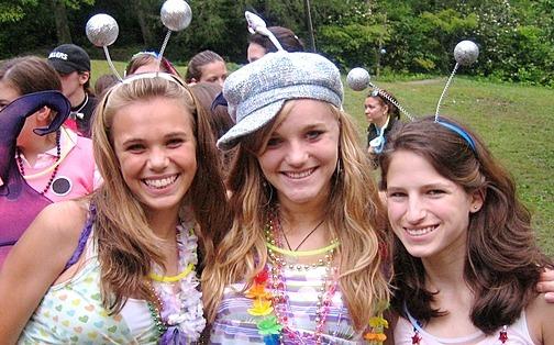 Camp Teens Girls
