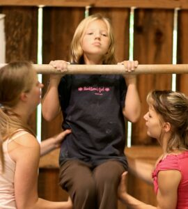 summer gymnastics camps for girls