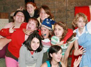 Drama Camp Girls