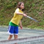 Teen Sleep Away Camp Tennis