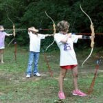 Archery Children Outdoor Games