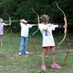 Archery Children Outdoor Games