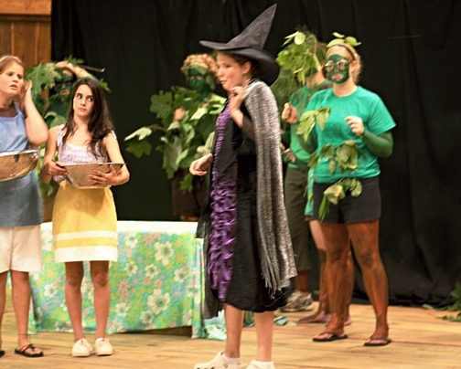 Into the Woods Summer Camp Musical Drama