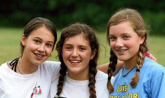 Rockbrook Camp Teen Girls