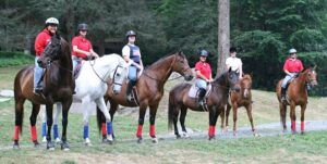 Rockbrook Camp Horseback Riding Program