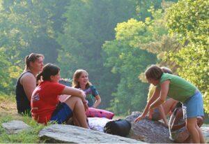 Summer Camp Girl Friends