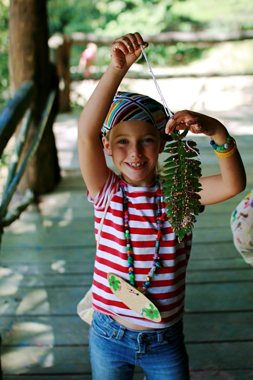 Nature Girl Camper