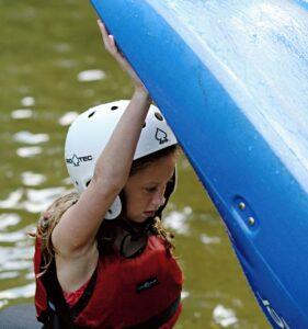 Kid Kayaker