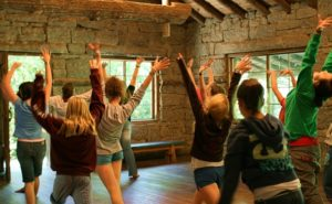 Girls Overnight Dance Camp