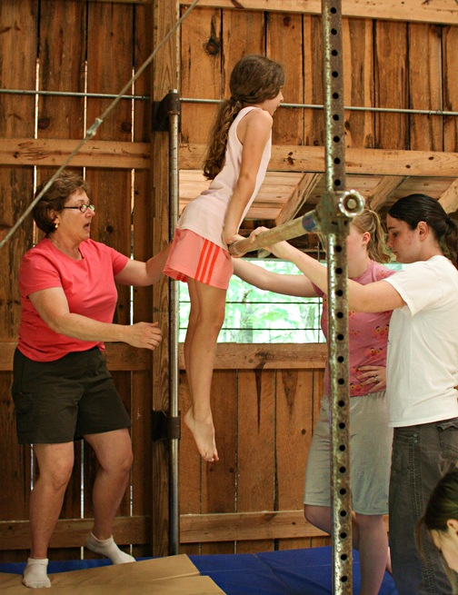 Gymnastics Instruction