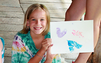 Arts and Craft Camp Activities