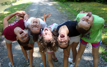 Camp Kids Silly