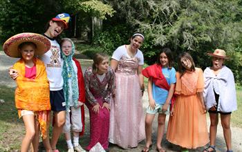 Creative Girls Camps