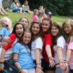 Girls Friends Sleepaway Camp