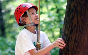 Climber Outdoor Summer Camp