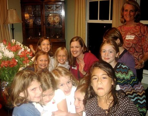 Georgia Summer Camp Girls