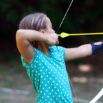 Camp Kids Archery Photo