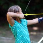 Camp Kids Archery Photo