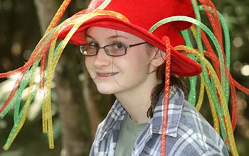 Summer Camp Camper Hat