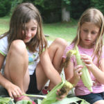 Summer Camp Girls Kitchen
