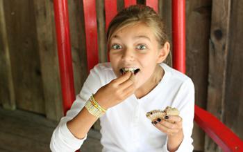 Summer Camp Snack Break