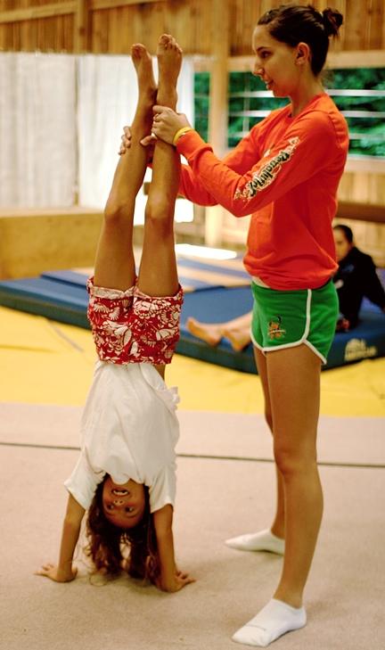 Camps Gymnastics