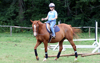 Girls Horse Rider