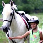 Girl Horse Camp