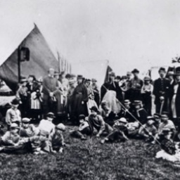 1861 First Summer Camp