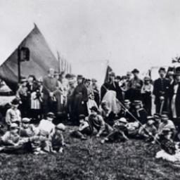1861 First Summer Camp