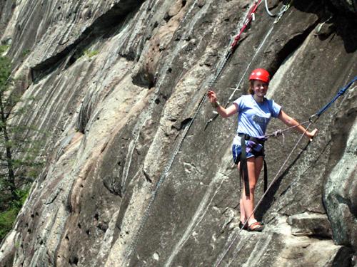Kid Rock Climbing Summer Camp