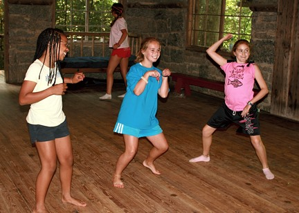 Camp Fun for Kids