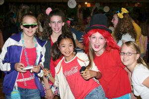 South Carolina Summer Camp Girls