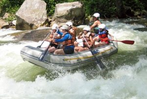 Teen Summer Adventure Rafting Camp