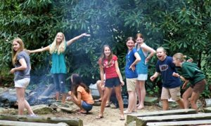 Great Summer Camp Kids