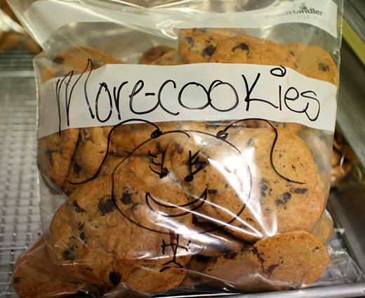 Summer Camp Treats Cookies