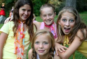 Camps Summer Girls