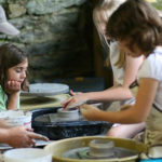 Pottery Camp Teaching